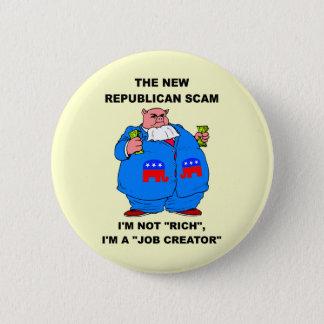 debt ceiling pinback button