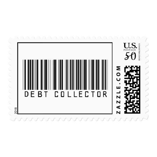 Debt Collector Bar Code Postage