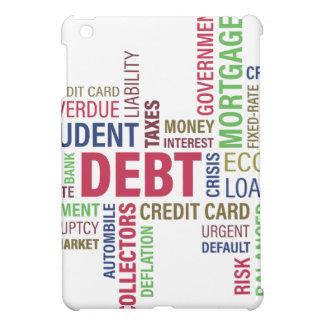 Debt-credit,loss iPad Mini Covers