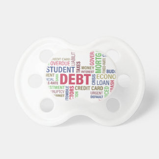 Debt-credit,loss Pacifier