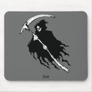 Debt Mouse Pad