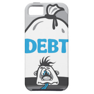 Debt Pressure iPhone SE/5/5s Case
