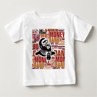 Debt Trap Word Cloud T Shirt