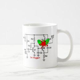 DEBUGGER COFFEE MUG