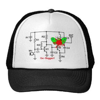 DEBUGGER TRUCKER HAT