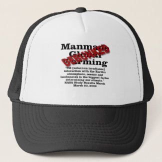 Debunked Manmade Global Warming Trucker Hat