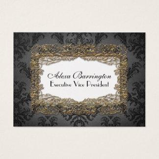 Debusschère Elegant Professional Business Card