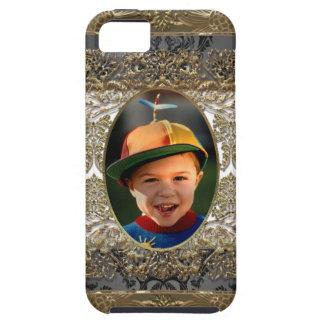 Debusschère  Insert your own Photo iPhone SE/5/5s Case
