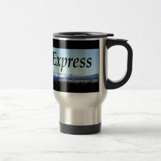 Debut Banner Travel Mug