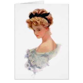 Debutante Card