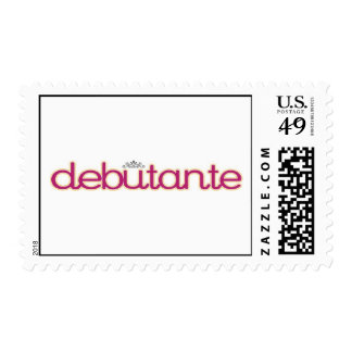 Debutante Collection ~ Post Pretty Stamp