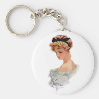 Debutante Keychain