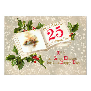 church christmas invitations zazzle