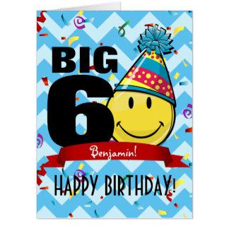 Decade Mark Gigantic Birthday Card