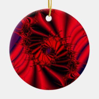 Decadence Ceramic Ornament