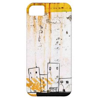 decadencia urbana de la pintada iPhone 5 carcasas