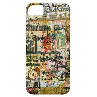 decadencia urbana de la pintada iPhone 5 Case-Mate cárcasa