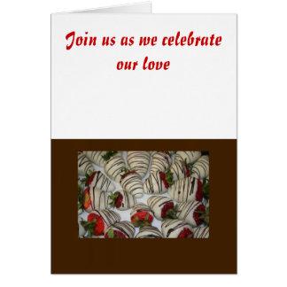 Decadent Affair-Invite Card