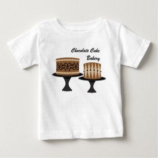 Decadent Chocolate Cakes Baby T-Shirt