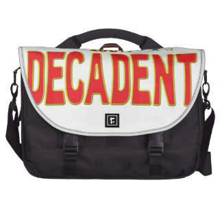 Decadent Star Tag Commuter Bags