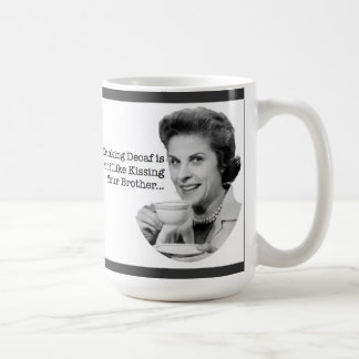Decaf coffee=bad coffee mug