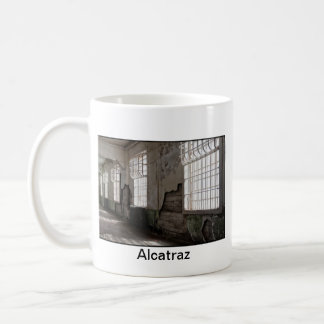 Decaimiento de Alcatraz Taza