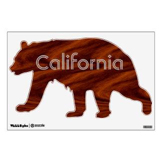 Decal - California bear