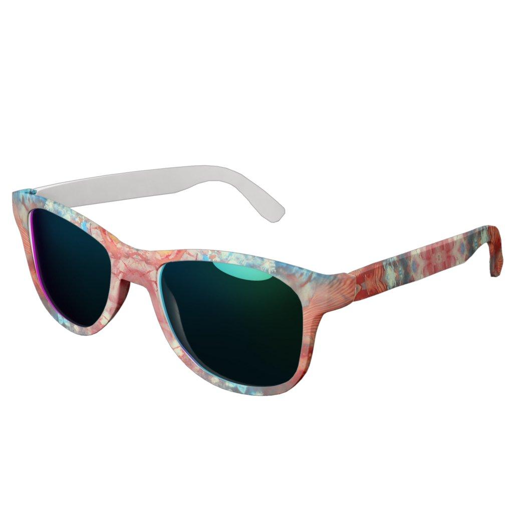 Decalcomaniac Colorfield Sunglasses