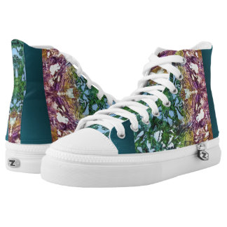 DECALCOMANIAC PLAY 2 High-Top SNEAKERS