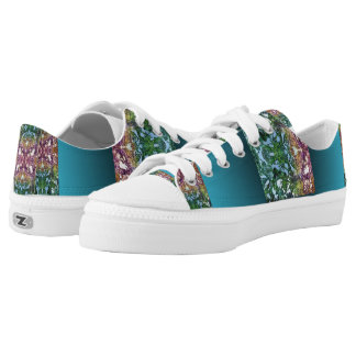 DECALCOMANIAC PLAY 2 Low-Top SNEAKERS