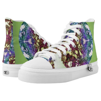 DECALCOMANIAC PLAY 3 High-Top SNEAKERS