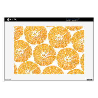 Decals for Electronics - Orange you glad . . . Laptop Skins