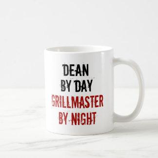 Decano de Grillmaster Tazas De Café