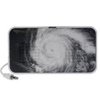 Decano del huracán en el Atlántico y el Caribe Laptop Altavoz