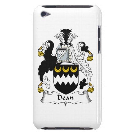 Decano Family Crest iPod Touch Funda