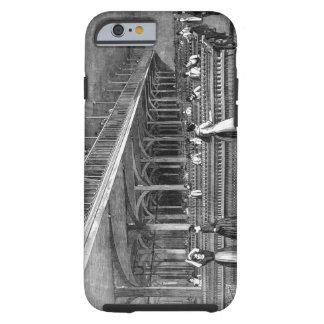 Decano Mills - el cuarto de duplicación, 1851 Funda De iPhone 6 Tough