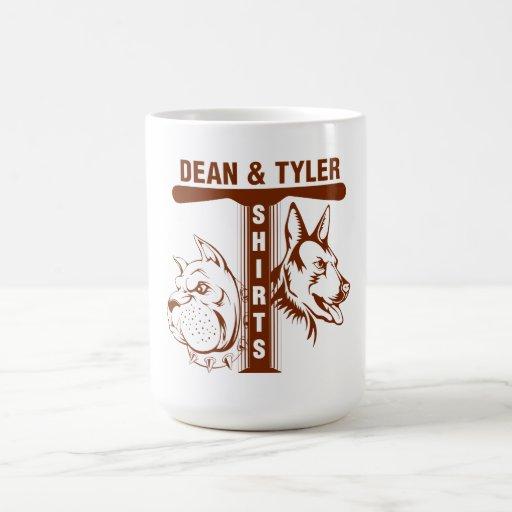 Decano y Tyler Taza