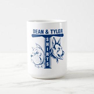 Decano y Tyler Taza Clásica