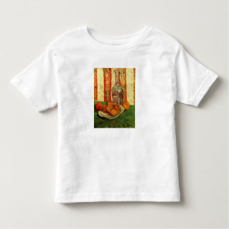 Decanter and Lemons on a Plate by Van Gogh Toddler T-shirt