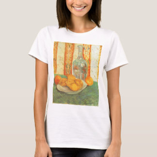 Decanter and Lemons on a Plate by Vincent van Gogh T-Shirt