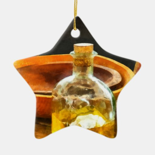 Decanter of Oil Christmas Ornaments