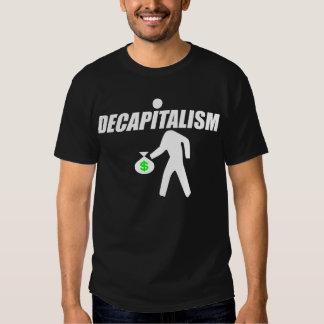 Decapitalism T-shirt