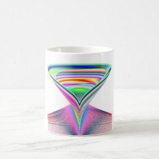 Decapitated Alien's Rainbow Corpse Classic White Coffee Mug