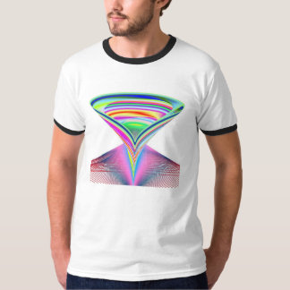 Decapitated Alien's Rainbow Corpse T-Shirt