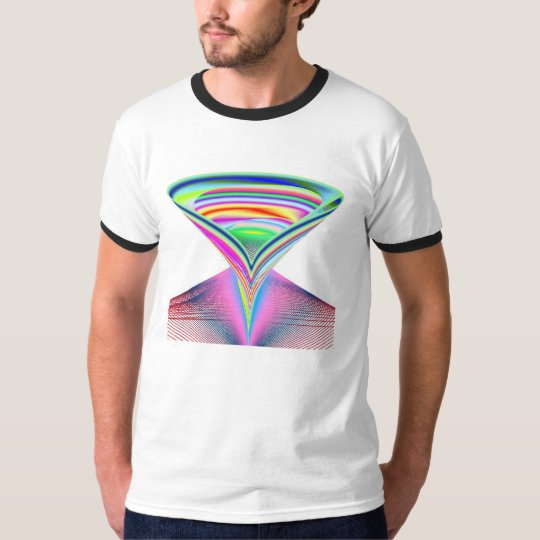 Decapitated Alien's Rainbow Corpse T-Shirt