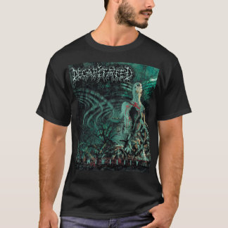 DECAPITATED - Nihility Official shirt