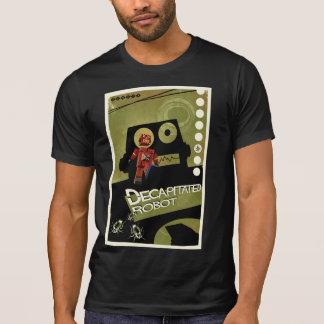 Decapitated Robot Tee Shirt