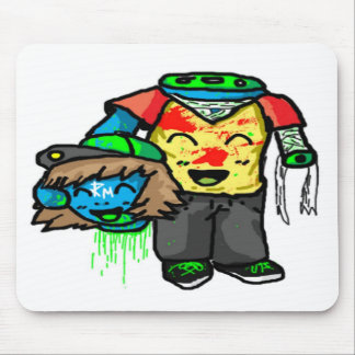 Decapitation Mouse Pad