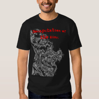 Decapitation of the King - Customized T Shirt