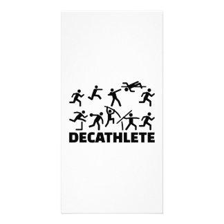 Decathlete Card